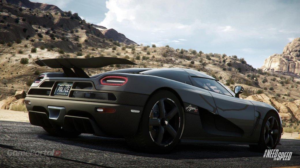 Чамп и Бейсовский проведут прямую трансляцию по Need for Speed Rivals. - Изображение 1
