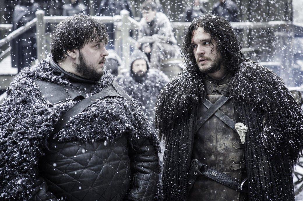 «Ветра зимы» Мартина не успеют к началу 6-го сезона «Игры престолов» - Изображение 2