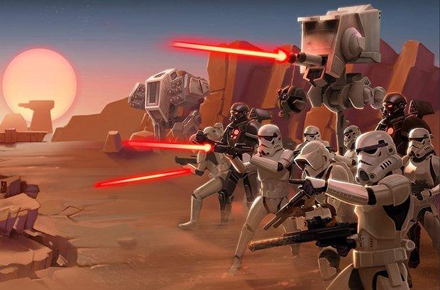 Россия стала одной из самых «имперских» стран в Star Wars: Commander - Изображение 1