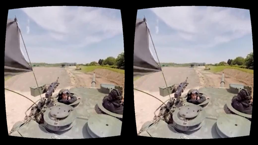 Виртуальная поездка на танке - Изображение 6