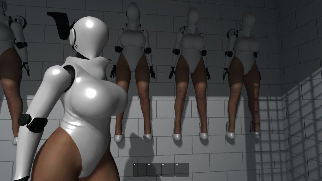Haydee— хардкорная игра про сексуально объективированного робота - Изображение 9