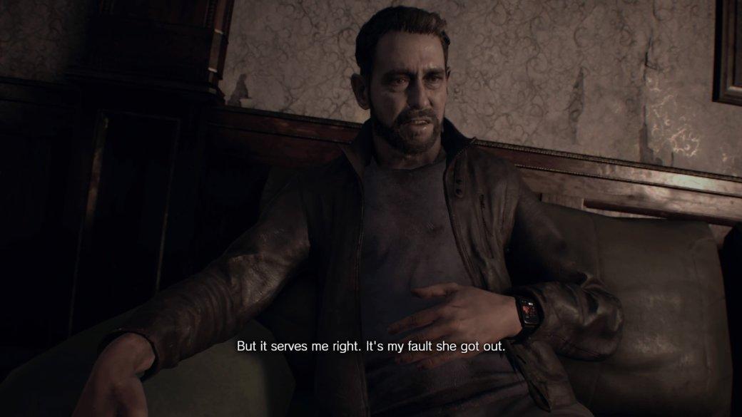 Resident Evil 7: анализ сюжета и концовки. - Изображение 2