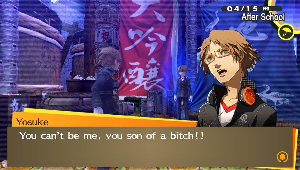 Persona 4 Golden (PS Vita) - Живи и дай жить другим. - Изображение 7