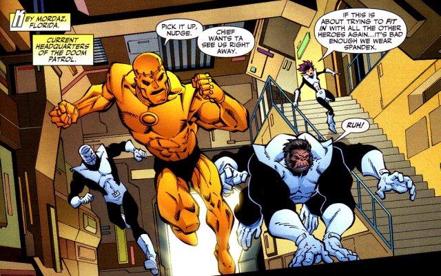 Как Marvel персонажей DC воровала (и наоборот). - Изображение 23