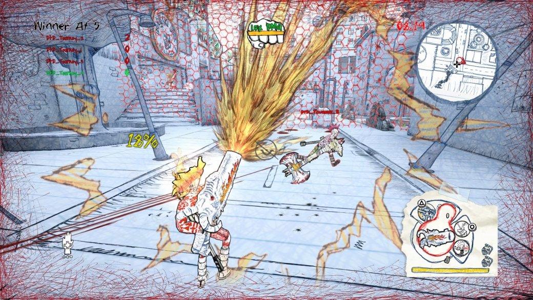 Drawn toDeath достанется подписчикам PS+ бесплатно - Изображение 1