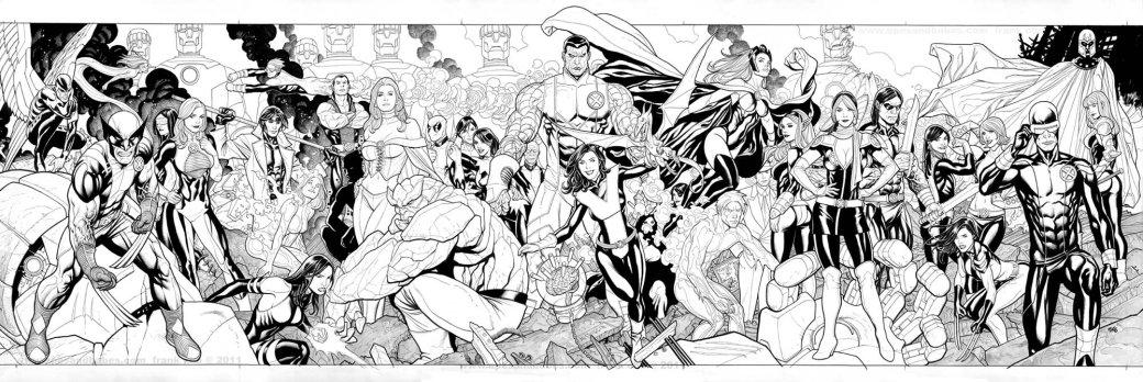 Как начать читать комиксы Людей Икс, часть 1: современные серии - Изображение 2