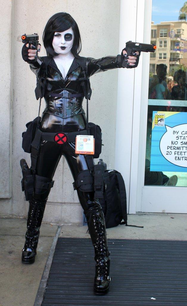 Лучший косплей Comic-Con 2015 - Изображение 11