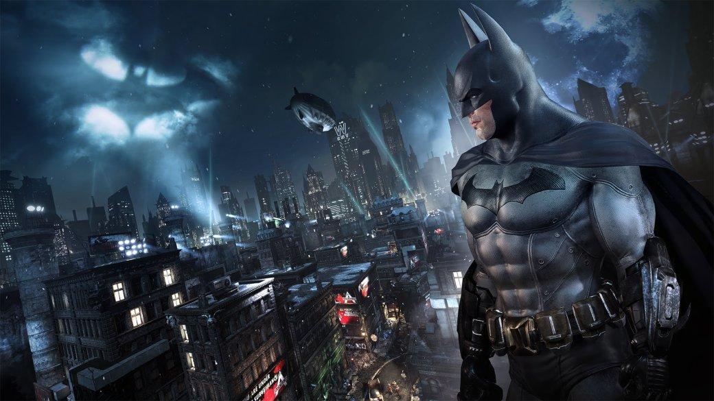 Сравнение графики Batman: Return to Arkham с оригинальными играми - Изображение 1