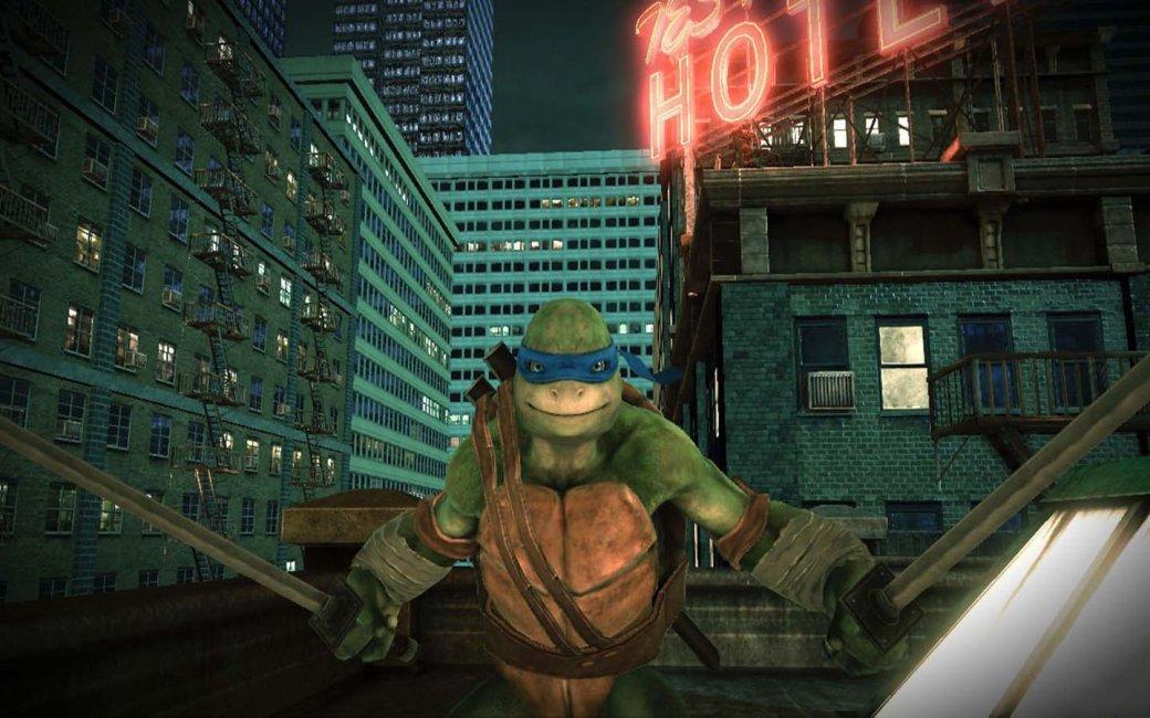 Рецензия на Teenage Mutant Ninja Turtles: Out of the Shadows. - Изображение 2