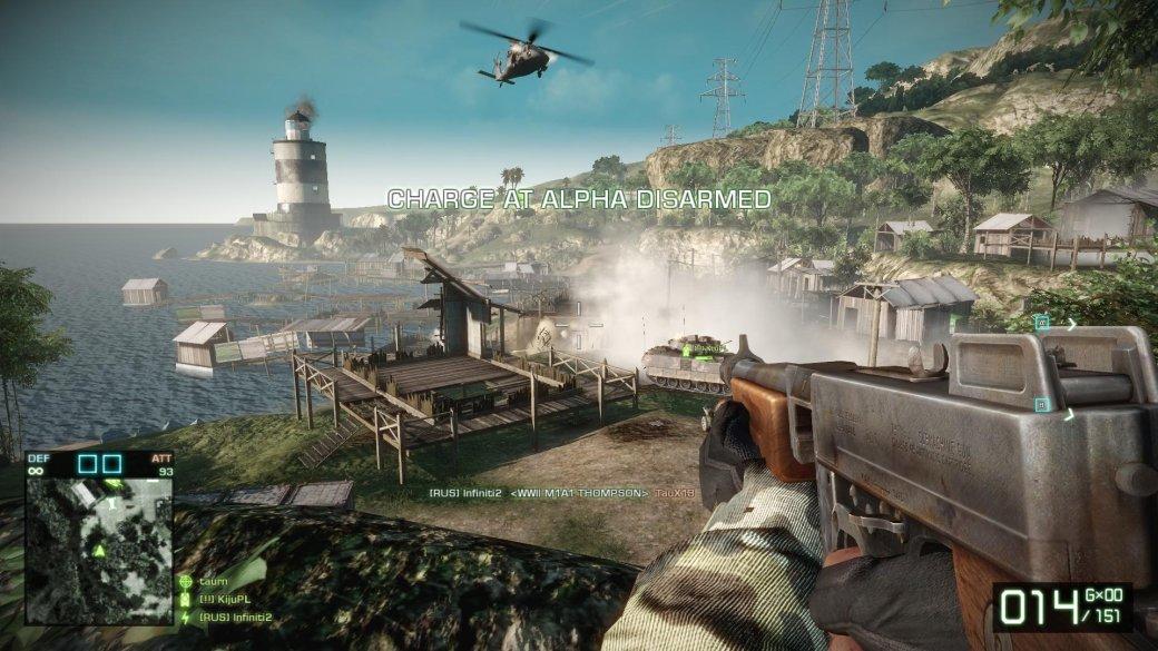 От Battlefield 2 к Battlefield 3. Часть вторая - Изображение 8