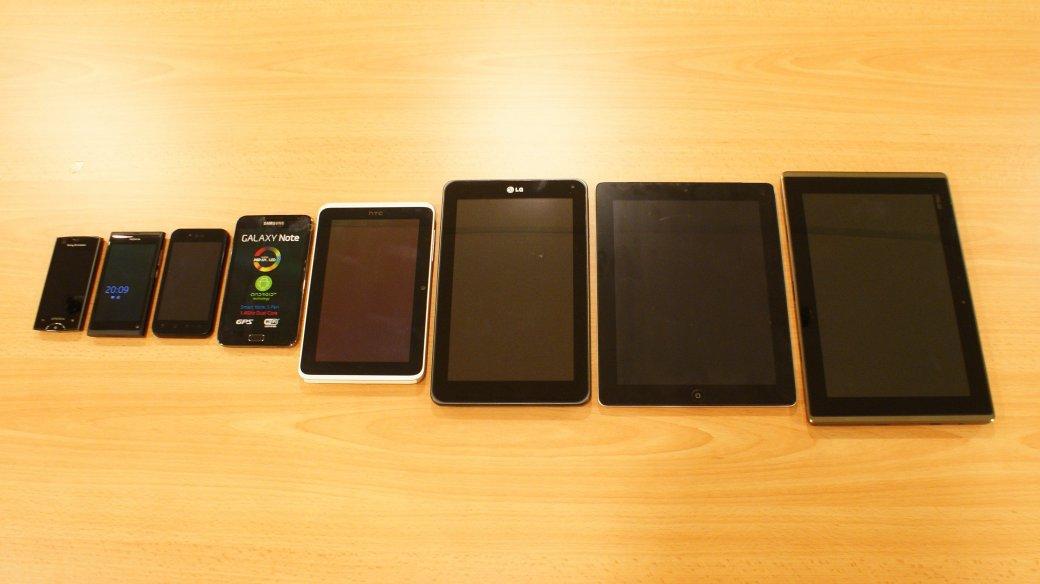 Смартфоны с большими экранами стали вдвое популярнее за год - Изображение 1