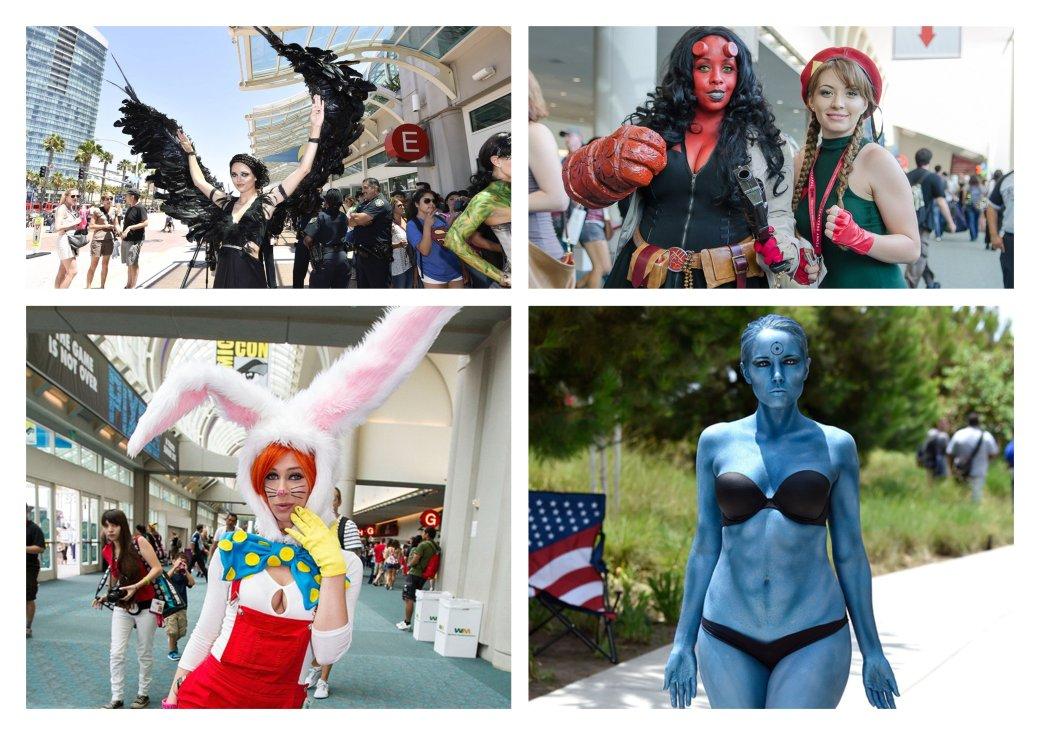 Косплей Comic-Con - Изображение 19