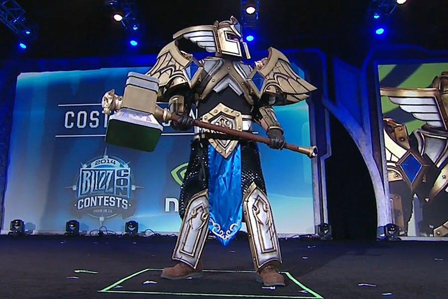 BlizzCon 2014. Конкурс костюмов - Изображение 40