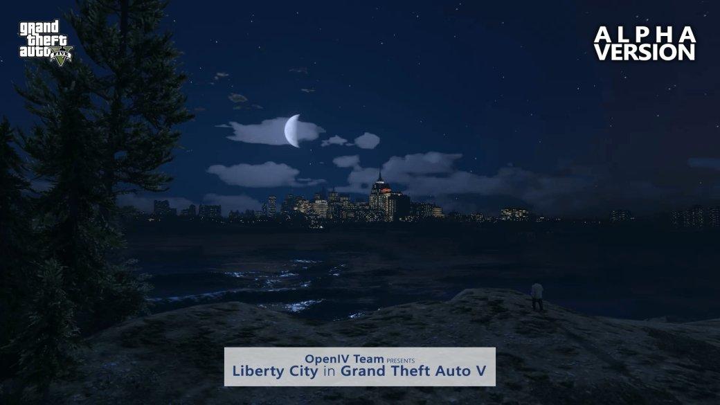 12 классных скриншотов Либерти-Сити в GTA 5 - Изображение 1