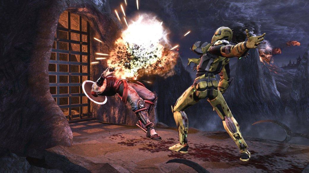 Три главные причины поиграть в Mortal Kombat на PC. - Изображение 4