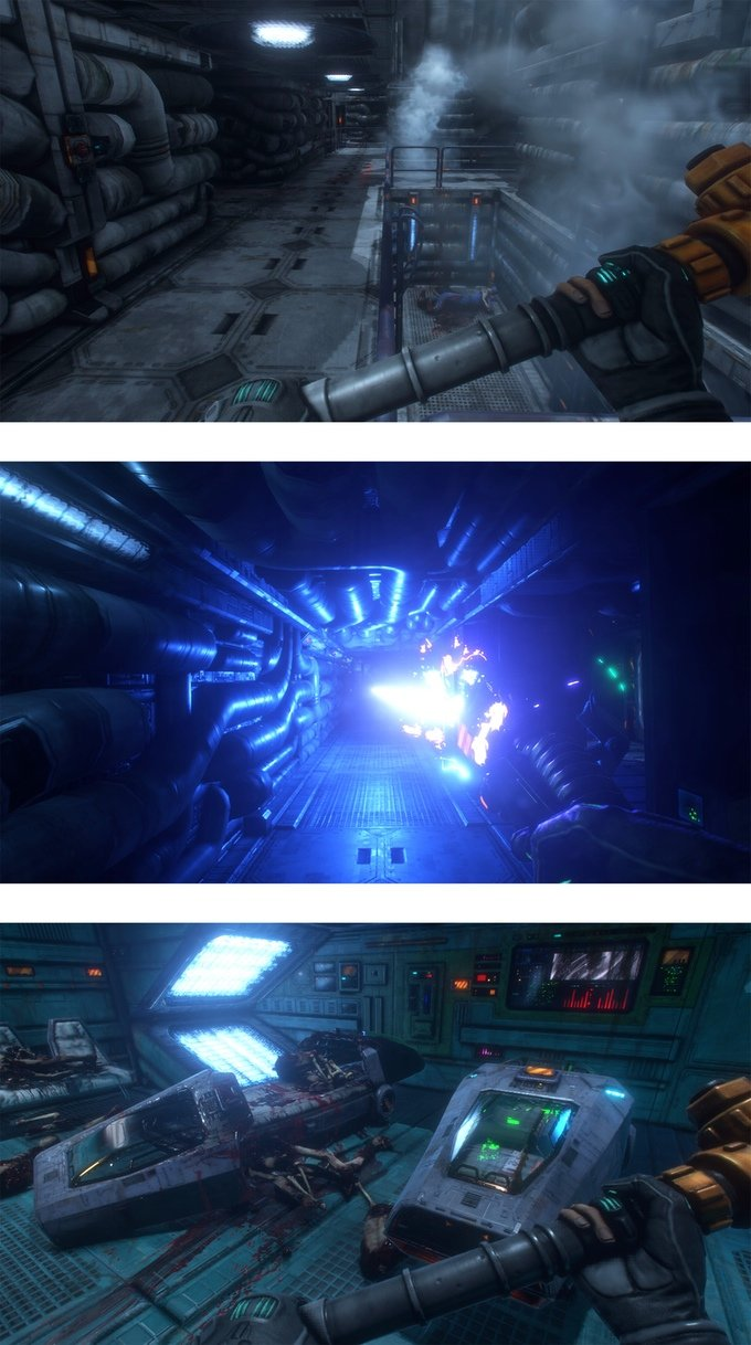 System Shock смог: Ремастер собрал почти $1 миллион на Kickstarter - Изображение 2