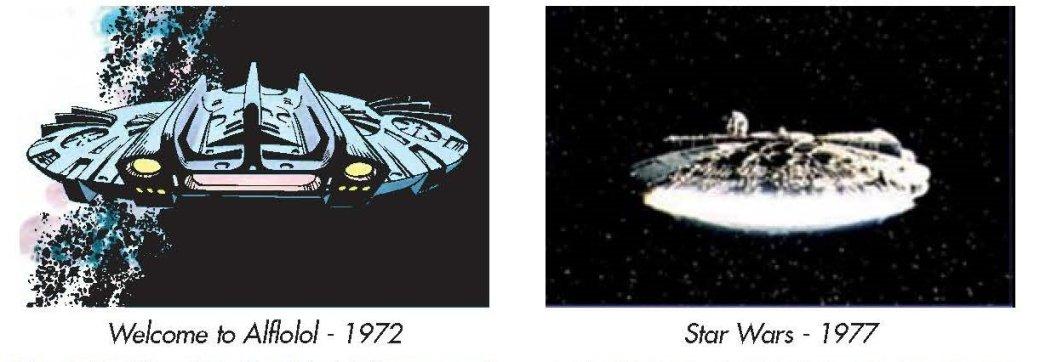 8 вещей, которые появились в«Звездных войнах» благодаря «Валериану». - Изображение 1