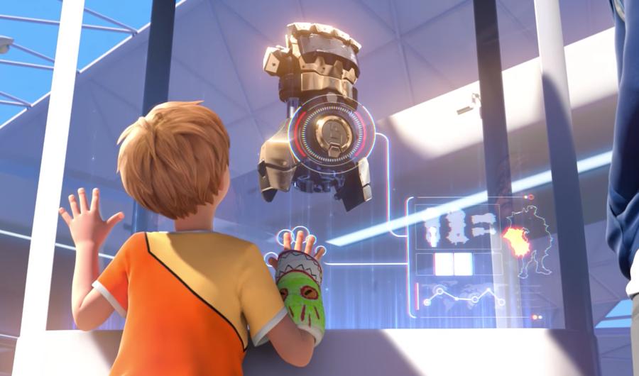 Кулак Смерти (Думфист): подробный разбор нового героя Overwatch. - Изображение 4
