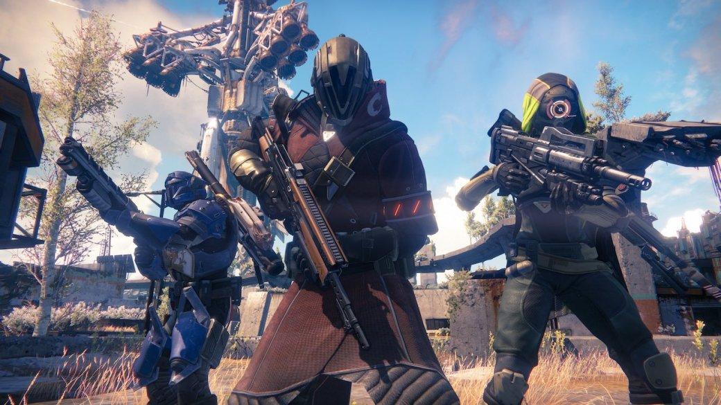 Разработчик Destiny выпрыгнет из самолета в честь игры - Изображение 1