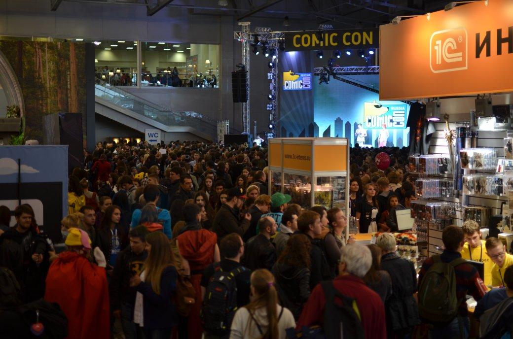 Итоги Comic Con Russia - Изображение 14