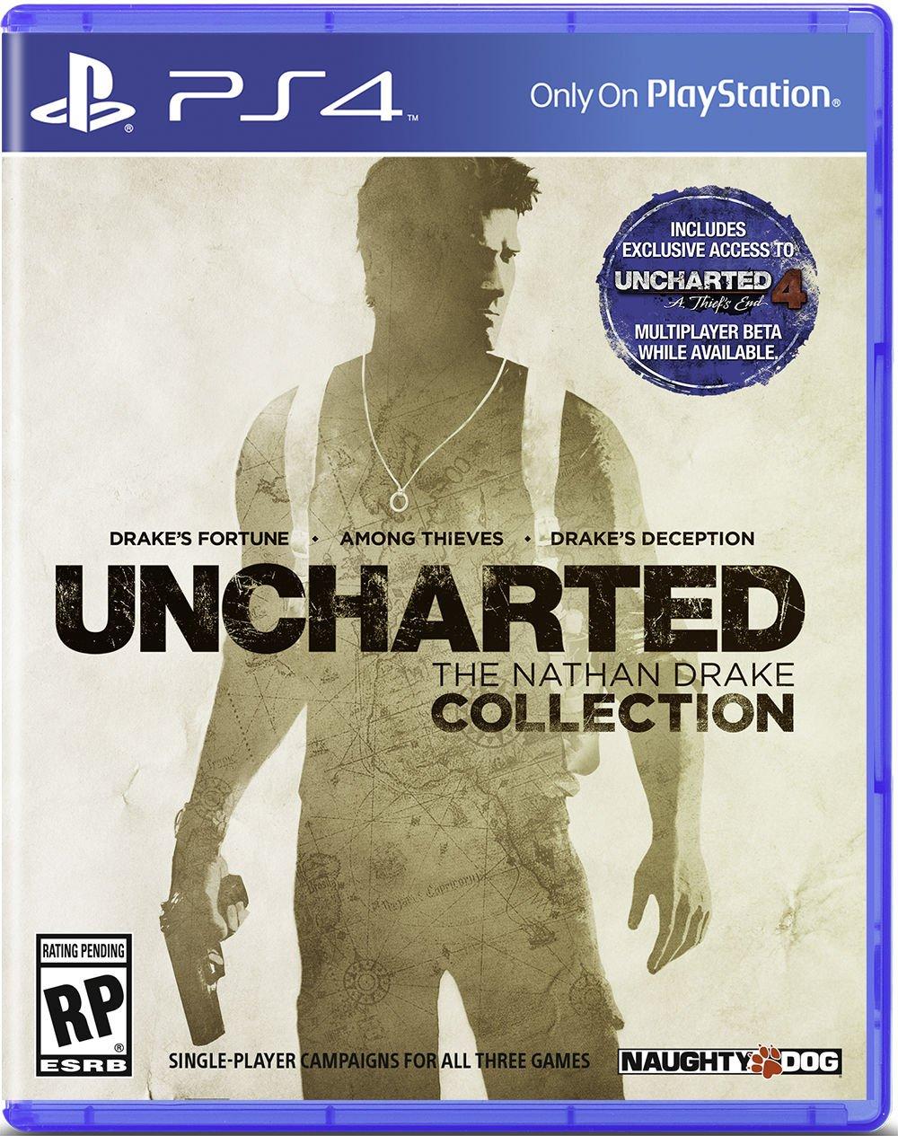 Uncharted: The Nathan Drake Collection выйдет 7 октября. - Изображение 2