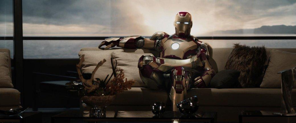 Железный Человек. Трилогия - Изображение 7