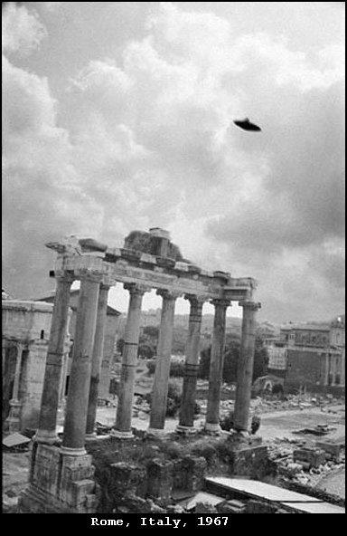 Самые загадочные НЛО-инциденты шестидесятых - Изображение 27