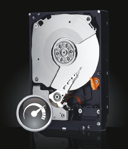 Обзор жесткого диска Caviar Black (WD1002FAEX) от Western Digital - Изображение 5