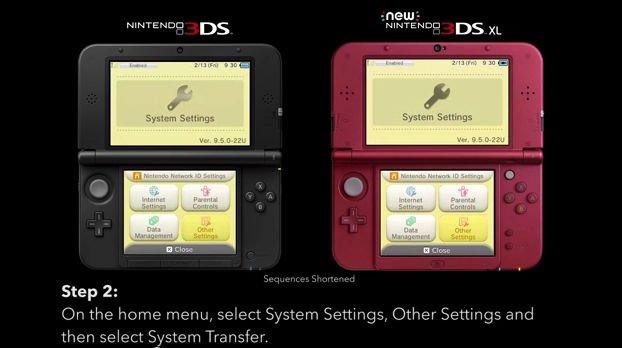 1-2-3...16 шагов и отвертка: как перенести данные с 3DS на New 3DS XL - Изображение 5