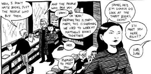 Комиксы: Box Office Poison. - Изображение 2