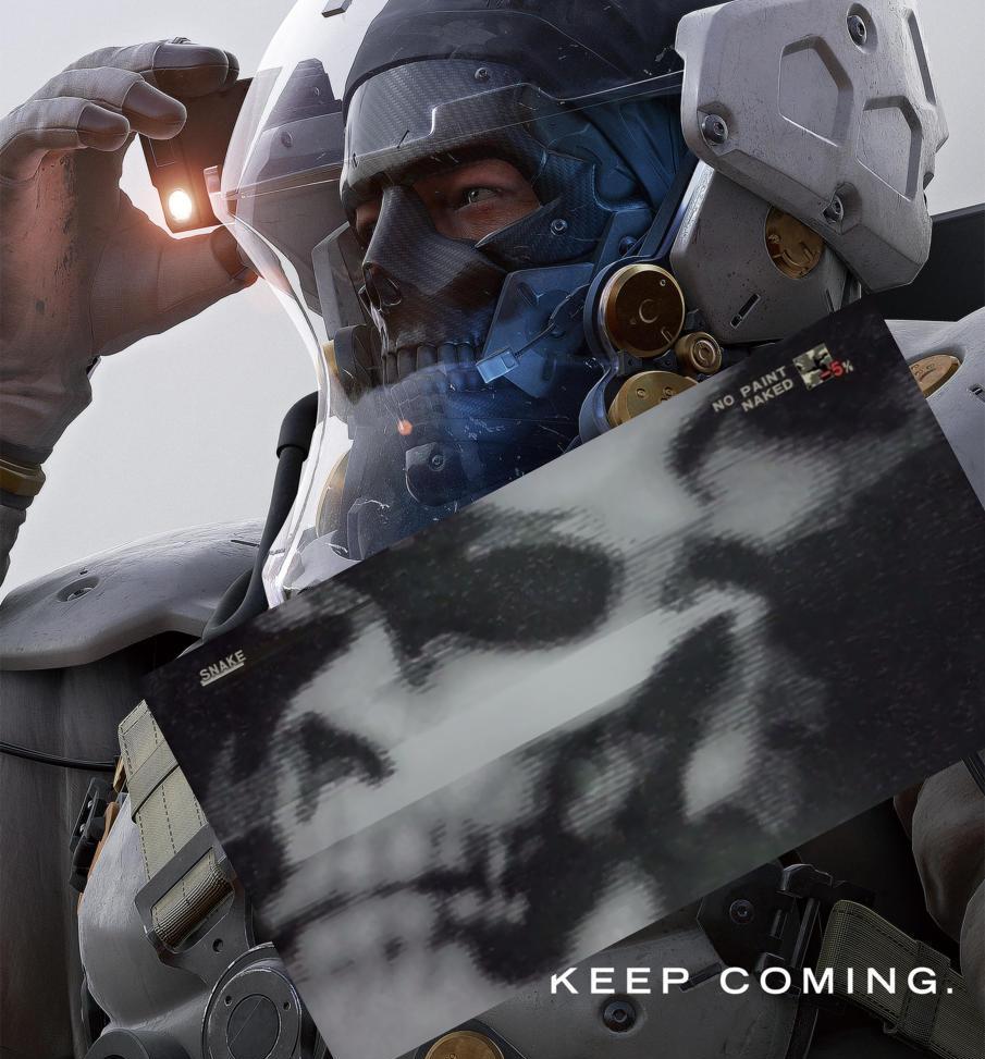 Death Stranding— это Metal Gear? Подробный разбор нового трейлера - Изображение 17