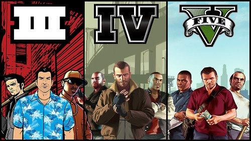 Самые интересные «каверы» обложек игр серии GTA - Изображение 1