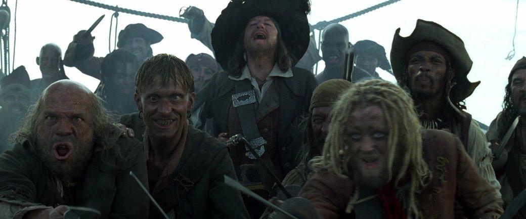 Киномарафон: обзор всех «Пиратов Карибского моря». - Изображение 4
