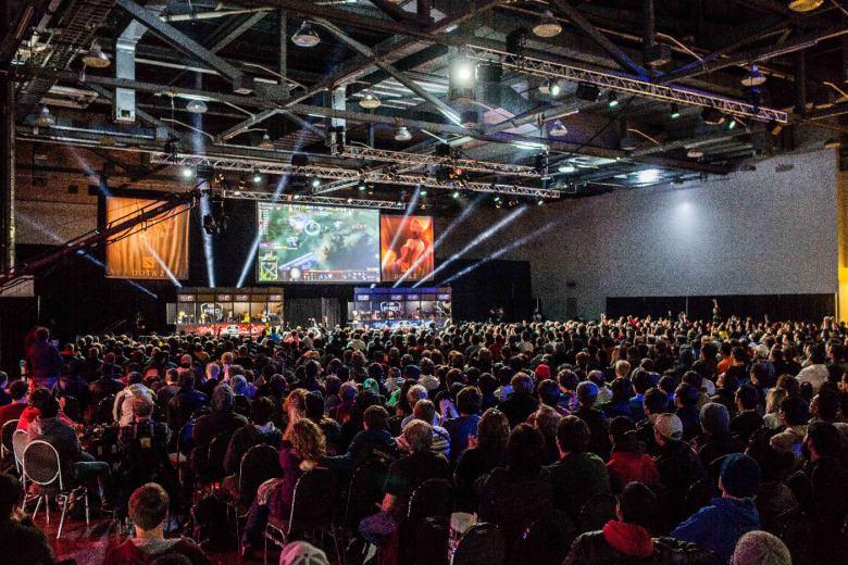 Major League Gaming откроет в США киберспортивную арену - Изображение 1