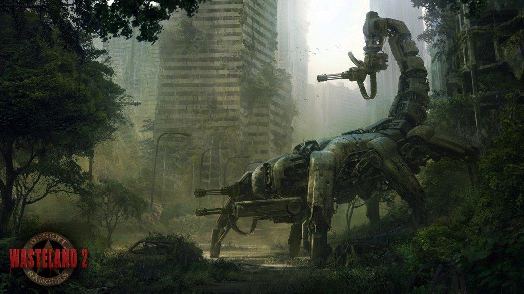 Фанаты Wasteland 2 пожертвовали три миллиона долларов - Изображение 1