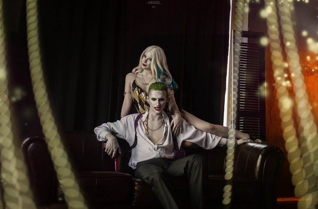 Косплей дня: восхитительная Харли Квинн и Джокер из «Отряда самоубийц» - Изображение 7