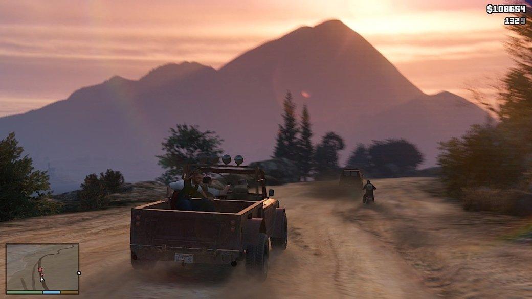 Grand Theft Auto V. Что же еще? - Изображение 5