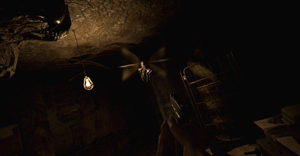 Resident Evil 7 в PS VR - Изображение 10