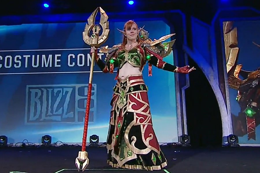 BlizzCon 2014. Конкурс костюмов - Изображение 18