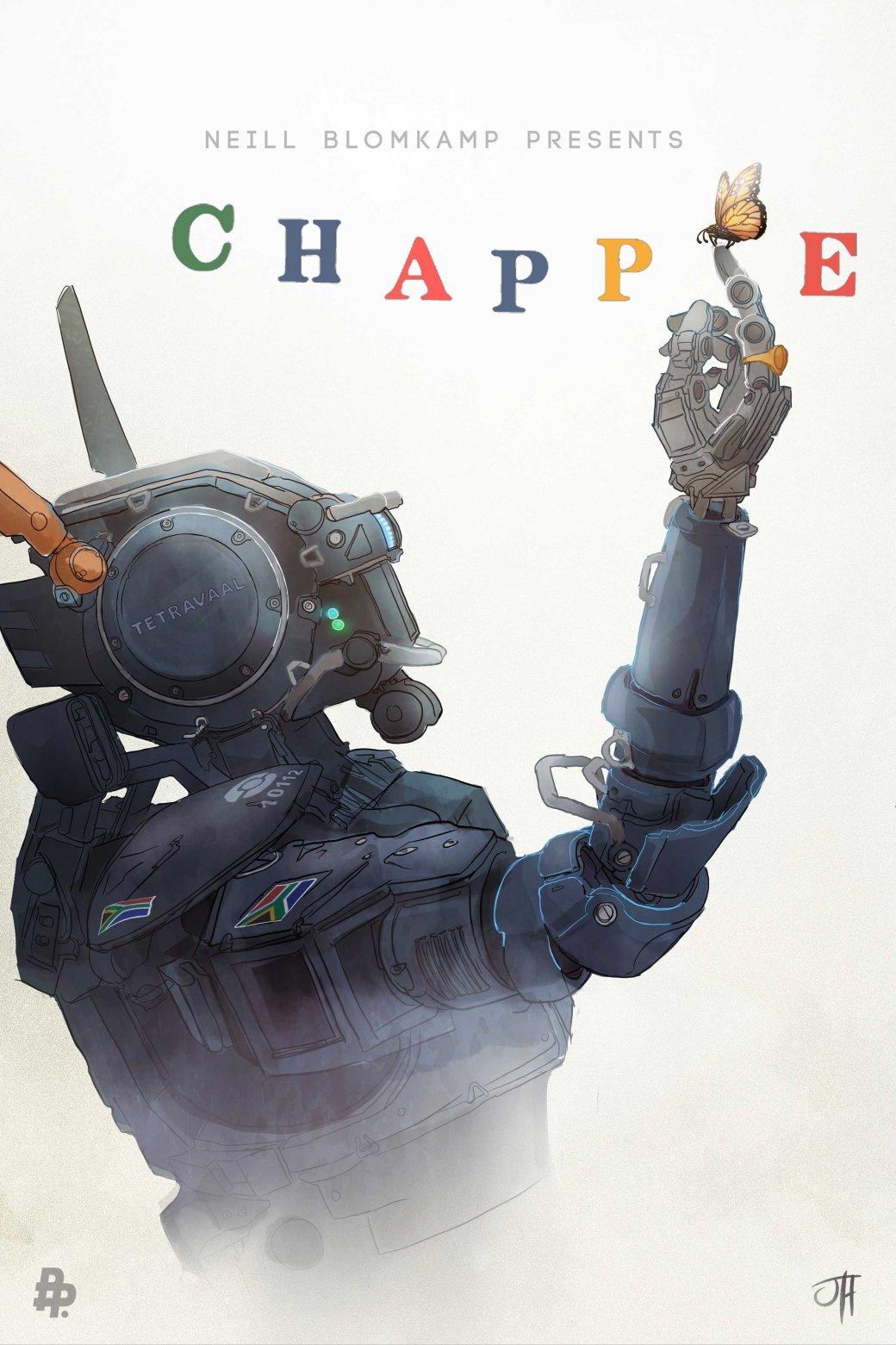 Робот по имени Чаппи - Изображение 17