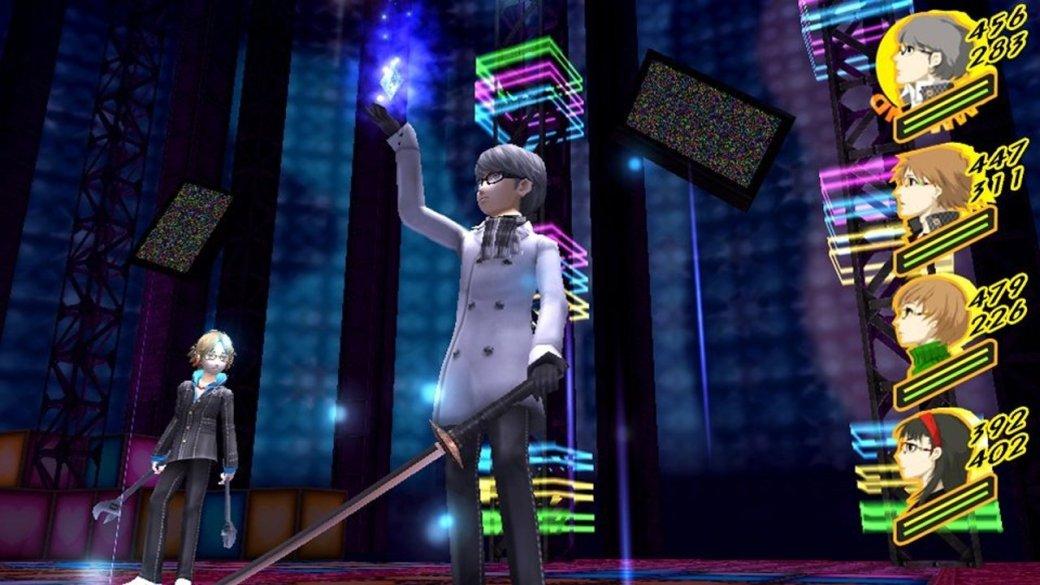 Рецензия на Persona 4 Golden - Изображение 3