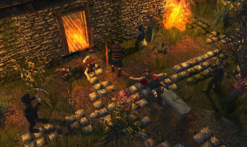 Среднебюджетные RPG: тактика выживания - Изображение 6