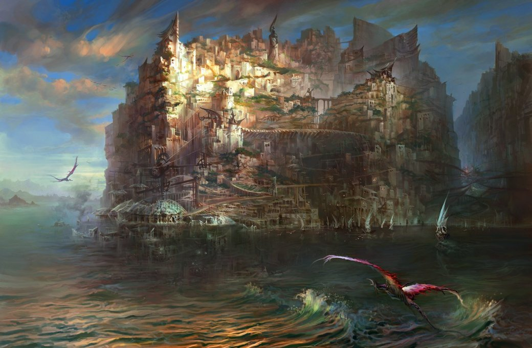 Torment: Tides of Numenera. Интервью с inXile - Изображение 10