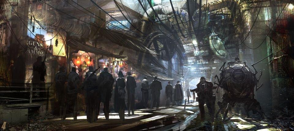 Лучший арт мира Fallout - Изображение 27