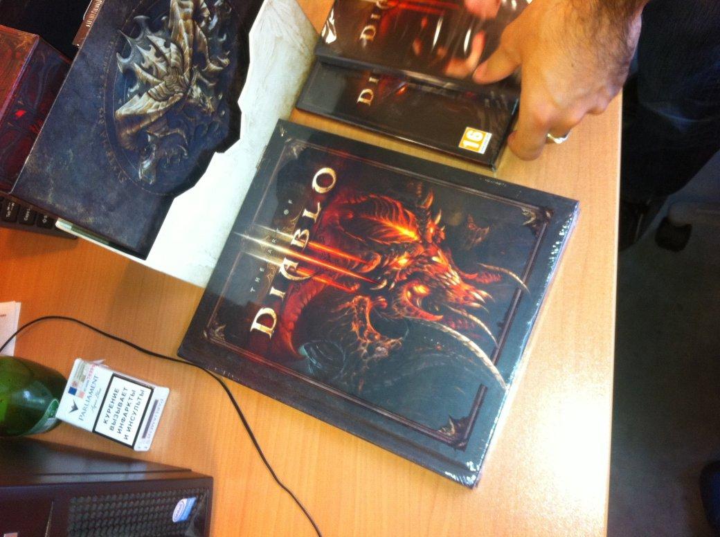 Анбоксинг коллекционной версии Diablo 3 - Изображение 5