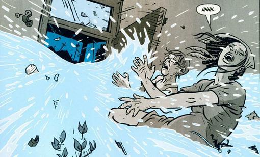 Комиксы: Dark Rain: A New Orleans Story - Изображение 2