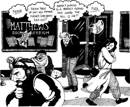 Комиксы: Box Office Poison. - Изображение 1