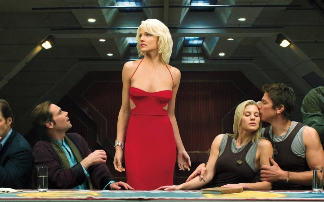 На Comic Con Россия приедет Тришиа Хелфер, звезда Battlestar Galactica. - Изображение 1