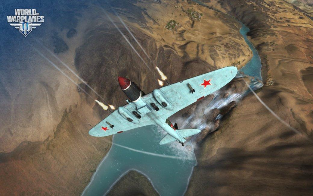 Небо и земля: World of Warplanes на КРИ 2012 - Изображение 4