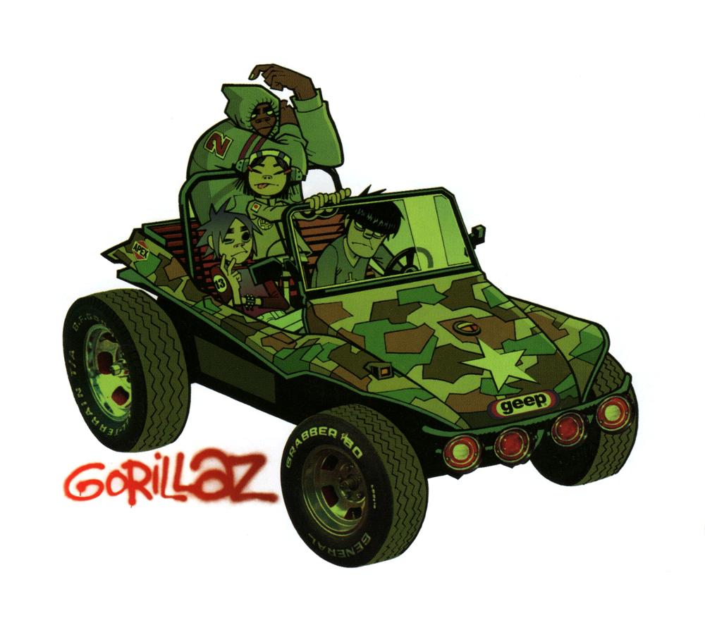 Как въехать в творчество Gorillaz. - Изображение 8